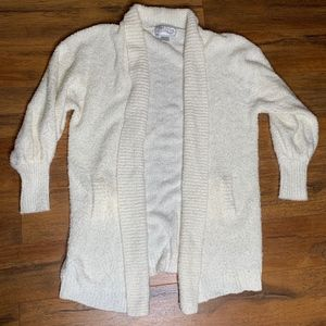 Sweaters - Nuggets | Cream Cardigan